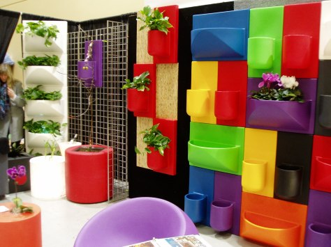 NWFGS - wall planter