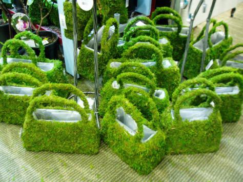 NWFG - moss purse