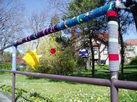 Public Yarn Art 1