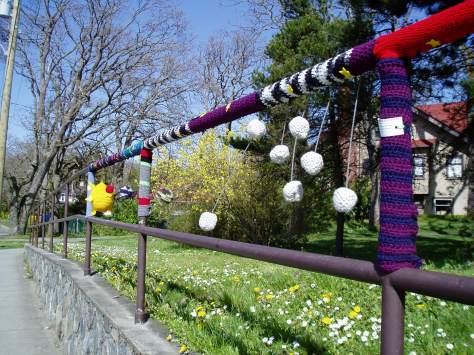 Public Yarn Art 2