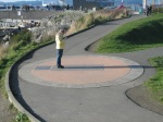 Interactive Sundial 1/4
