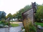 the playground near Fisherman's Wharf