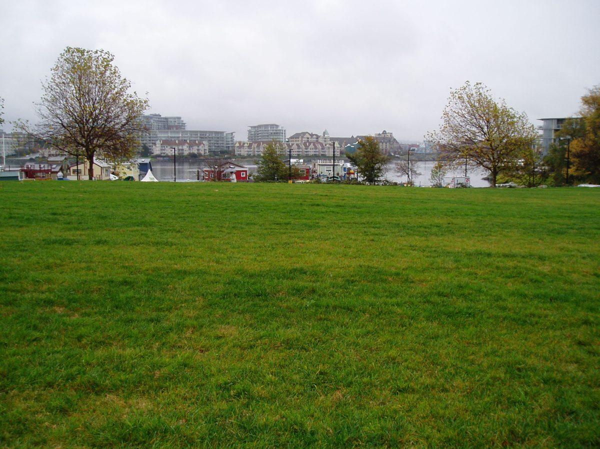 James Bay Rain Garden