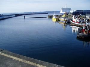 Ogden Point Pilot Boats
