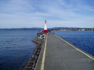Ogden Point Lighthouse