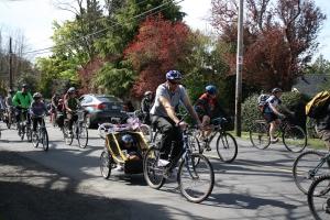 Family Bike Ride 2012