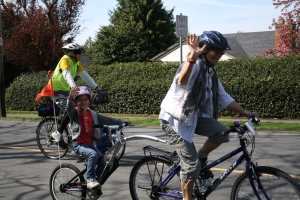 Family Bike Ride 2012