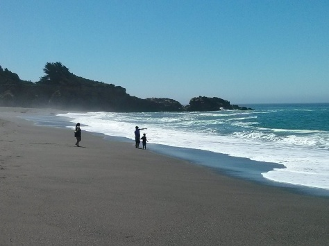 another big beach in California