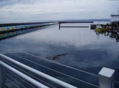 Ogden Point handrails