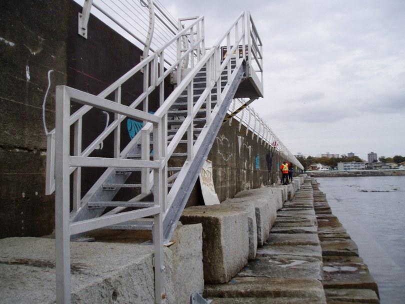 Ogden lower steps