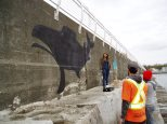 Ogden point public art 1