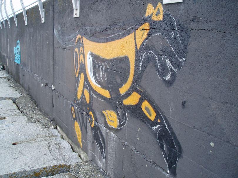 Ogden Point public art 3