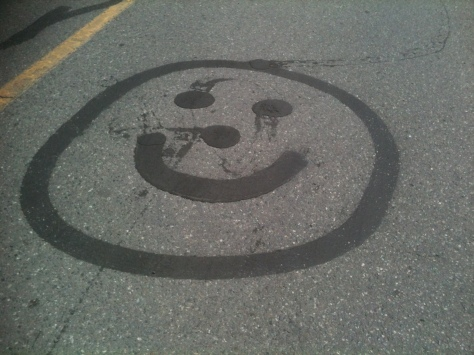 street graffiti or public art victoria bc