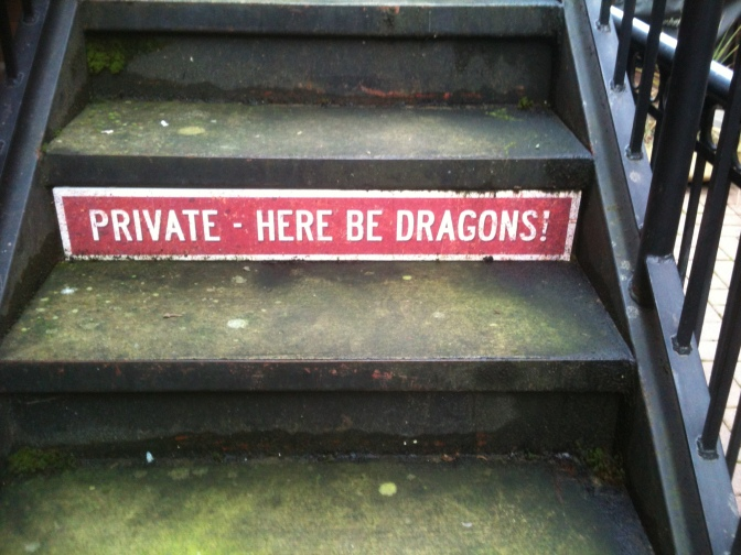 private - here be dragons
