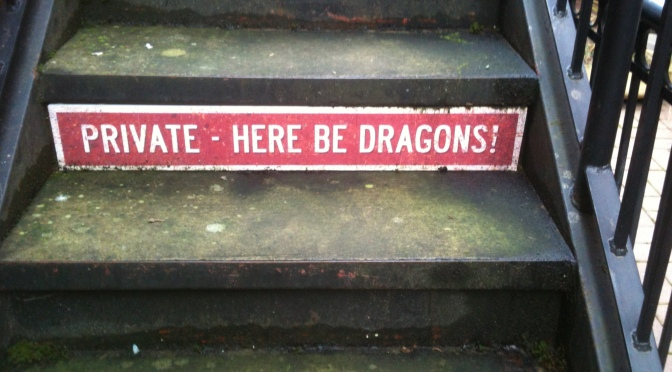 Dragon Alley Library