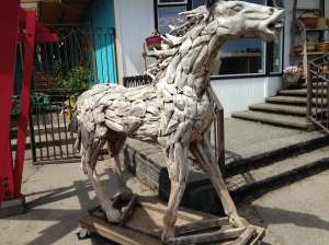 statue art Victoria, Vancouver Island, BC, Pacific Northwest